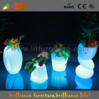 LED-Hotel-Party-Events-Gerden-Decoration-Flower-Pot